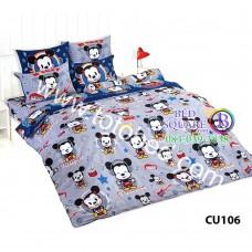 ชุดเครื่องนอนคิวตี้หมีพูห์ Disney Cuties Pooh Bear TOTO ผ้าปูที่นอน ผ้านวม ลิขสิทธิ์แท้โตโต้ CU106
