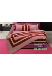 ชุดเครื่องนอนสีพื้น ชมพู แดง ทูโทน Fair Lady Refine ผ้าปูที่นอน ผ้านวมแฟร์เลดี้ รีไฟน์ FR852