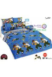 ชุดเครื่องนอนเบนเทน Ben 10 TOTO ผ้าปูที่นอน ผ้านวม ลิขสิทธิ์แท้โตโต้ BT14