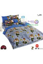 ชุดเครื่องนอนเบนเทน Ben 10 TOTO ผ้าปูที่นอน ผ้านวม ลิขสิทธิ์แท้โตโต้ BT15