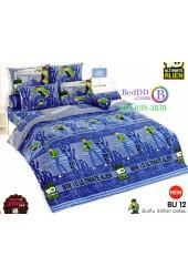 ชุดเครื่องนอนเบนเทน Ben 10 Ultimate Alien TOTO ผ้าปูที่นอน ผ้านวม ลิขสิทธิ์แท้โตโต้ BU12