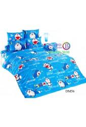 ชุดเครื่องนอนโดราเอมอน Doraemon TOTO ผ้าปูที่นอน ผ้านวม ลิขสิทธิ์แท้โตโต้ DM56