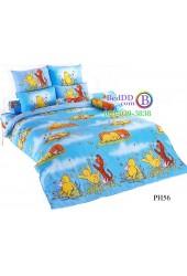 ชุดเครื่องนอนหมีพูห์ Pooh Bear TOTO ผ้าปูที่นอน ผ้านวม ลิขสิทธิ์แท้โตโต้ PH56