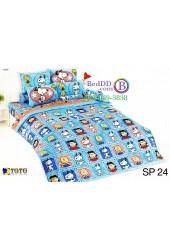 ชุดเครื่องนอนสนูปี้ หรือสนู๊ปปี้ Snoopy TOTO ผ้าปูที่นอน ผ้านวม ลิขสิทธิ์แท้โตโต้ SP24