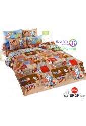 ชุดเครื่องนอนสนูปี้ หรือสนู๊ปปี้ Snoopy TOTO ผ้าปูที่นอน ผ้านวม ลิขสิทธิ์แท้โตโต้ SP29