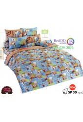 ชุดเครื่องนอนสนูปี้ หรือสนู๊ปปี้ Snoopy TOTO ผ้าปูที่นอน ผ้านวม ลิขสิทธิ์แท้โตโต้ SP30